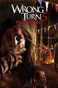 Wrong Turn 5 Bloodlines 2012 หวีดเขมือบคน 5
