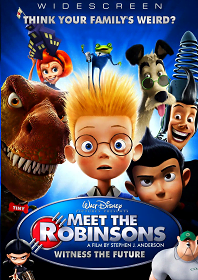 Meet the Robinsons ผจญภัยครอบครัวจอมเพี้ยน ฝ่าโลกอนาคต