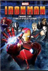 Iron Man : Rise of Technovore (2013) ไอออน แมน ปะทะ จอมวายร้ายเทคโนมหาประลัย
