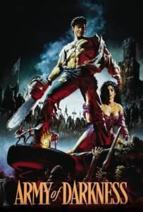 Army of Darkness (Evil Dead 3) (1992) อภินิหารกองพันซี่โครง (ผีอมตะ 3)