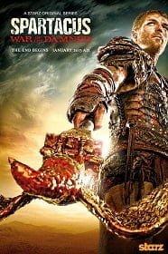 Spartacus War of the Damned Season 3 สปาตาคัส มหาศึกสงครามล้างแดนดิบ ปี 3 พากย์ไทย