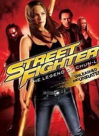 Street Fighter The legend of Chun-Li สงครามนักฆ่ามหากาฬ