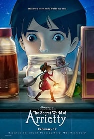 The Secret World of Arrietty 2010 อาริเอตี้ มหัศจรรย์ความลับคนตัวจิ๋ว