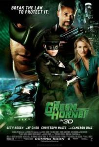 The Green Hornet หน้ากากแตนอาละวาด HD