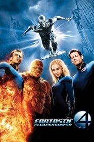 Fantastic Four: Rise of the Silver Surfer (2007) สี่พลังคนกายสิทธิ์: กำเนิดซิลเวอร์เซิรฟเฟอร์ ภาค2