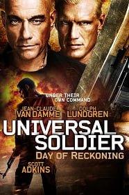 Universal Soldier Day of Reckoning 2012 2 คนไม่ใช่คน 4 สงครามวันดับแค้น