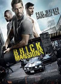 Brick Mansions (2014) พันธุ์โดด พันธุ์เดือด