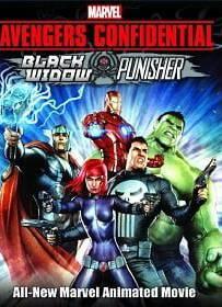 Avengers Confidential : Black Widow & Punisher ขบวนการ อเวนเจอร์ส แบล็ควิโดว์ กับ พันนิชเชอร์
