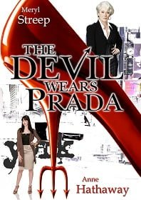 The Devil Wears Prada นางมารสวมปราด้า