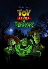 Toy Story of Terror ทอยสตอรี่ ตอนพิเศษ หนังสยองขวัญ