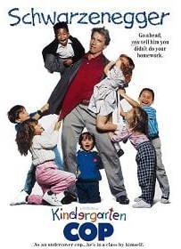 Kindergarten Cop (1990) ตำรวจเหล็กปราบเด็กแสบ