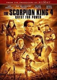 The Scorpion King: The Lost Throne (2015) เดอะ สกอร์เปี้ยน คิง 4: ศึกชิงอำนาจจอมราชันย์