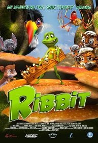 Ribbit 2014 ริบบิท ชื่อกบ ไม่อยากเป็นกบ