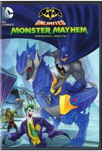 Batman Unlimited Monster Mayhem (2015) แบทแมน ถล่มจอมวายร้ายป่วนเมือง
