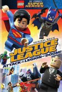 Lego DC Super Heroes Justice League Attack of the Legion of Doom 2015 จัสติซ ลีก ถล่มกองทัพลีเจียน ออฟ ดูม