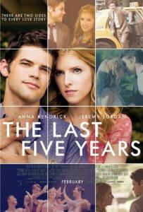 The Last Five Years 2014 ร้องให้โลกรู้ว่ารัก