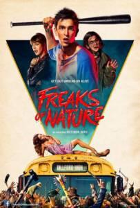 Freaks of Nature (2015) สามพันธุ์เพี้ยน เกรียนพิทักษ์โลก