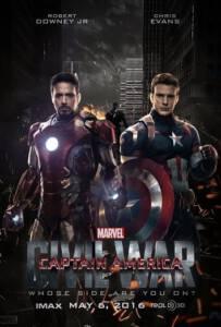 Captain America: Civil War (2016) กัปตัน อเมริกา ศึกฮีโร่ระห่ำโลก