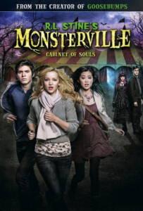 RL Stine s Monsterville Cabinet Of Souls 2015 อาร์ แอล สไตน์ส เมือง