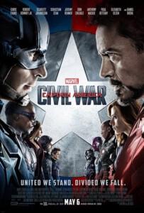 กัปตัน อเมริกา 3 ศึกฮีโร่ระห่ำโลก (2016) Captain America 3 Civil War