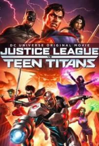 Justice League vs Teen Titans (2016) จัสติซ ลีก ปะทะ ทีน ไททัน