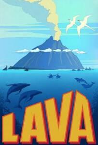 Lava 2015 ลาวา อนิเมชั่นสั้นจากInside Out