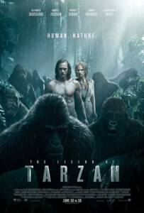 Legend of Tarzan 2016 ตำนานแห่งทาร์ซาน