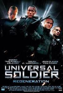 Universal Soldier: Regeneration (2009) สงครามสมองกลพันธุ์ใหม่