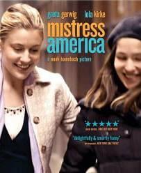 Mistress America 2015 มีซทเร็ซ อเมริกา
