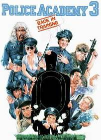 Police Academy 3 Back in Training 1986 โปลิศจิตไม่ว่าง 3