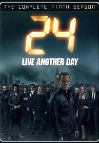 24 Hours Season 9 24 ชั่วโมงอันตราย ปี 9 พากย์ไทย