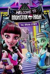 Monster High Welcome to Monster High 2016 เวลคัม ทู มอนสเตอร์ไฮ กำเนิดโรงเรียนปีศาจ