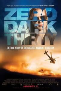 Zero Dark Thirty 2012 ยุทธการถล่มบินลาเดน