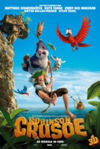 Robinson Crusoe 2016 โรบินสัน ครูโซ ผจญภัยเกาะมหาสนุก