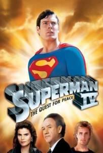 Superman IV The Quest for Peace 1987 ซูเปอร์แมน IV เดอะ เควสท์ ฟอร์ พีซ ภาค 4
