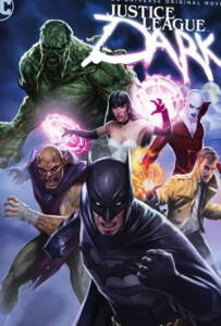 Justice League Dark (2017) จัสติสลีก ดาร์ค