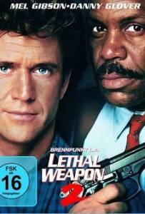 Lethal Weapon 2 1989 ริกส์ คนมหากาฬ 2