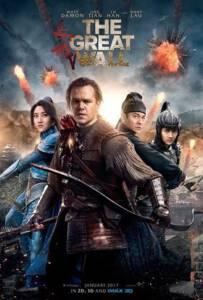 The Great Wall 2016 เดอะ เกรท วอลล์