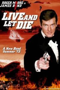 James Bond 007 Live and Let Die 1973 เจมส์ บอนด์ 007 ภาค 8