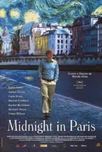 Midnight in Paris 2011 คืนบ่มรักที่ปารีส