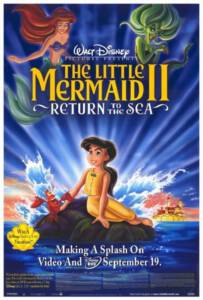 The Little Mermaid II Return To The Sea 2000 เงือกน้อยผจญภัย 2 ตอนวิมานรักใต้สมุทร