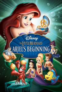 The Little Mermaid III Ariel s Beginning 2008 เงือกน้อยผจญภัย 3 ตอนกำเนิดแอเรียลกับอาณาจักรอันเงียบงัน