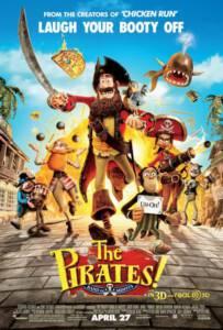 The Pirates Band of Misfits 2012 กองโจรสลัดหลุดโลก