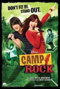 Camp Rock 2008 แคมป์ร็อก สาวใสหัวใจร็อก