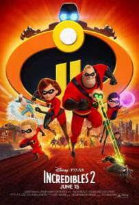 Incredibles 2 (2018) อินเครดิเบิ้ล 2