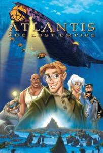 AtlantisThe Lost Empire 2001 แอตแลนติส ผจญภัยอารยนครสุดขอบโลก