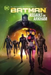 Batman Assault on Arkham (2014)
