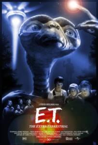 E.T. the Extra-Terrestrial (1982) อี.ที. เพื่อนรัก