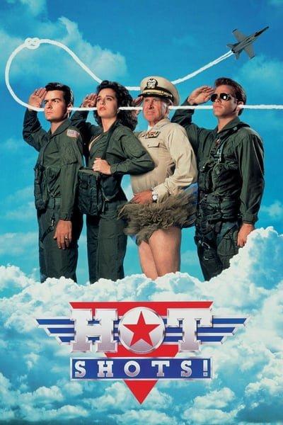 Hot Shots 1991 ฮ็อตช็อต เสืออากาศจิตป่วน