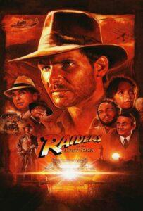 Indiana Jones : Raiders of the Lost Ark 1 (1981) ขุมทรัพย์สุดขอบฟ้า 1